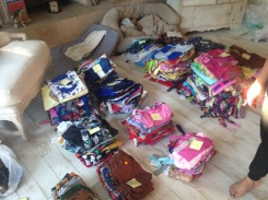 Thanks to the Blanket Ministry